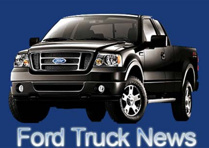 Ford Truck News