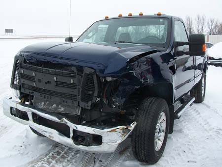 Ford Truck Wreck Picture #12