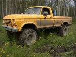 Lifted Ford Truck Picture #10