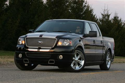 Lowered Ford Truck Picture #2